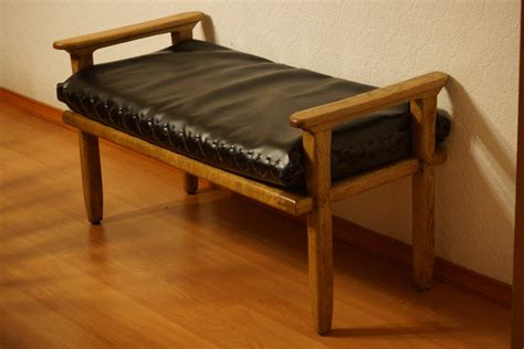maloof woodworking maloof inspired bench finewoodworking