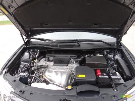 toyota camry se engine 2013 toyota camry se 2 5 liter dohc 16 valve dual vvt i 4