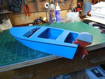 Carvelle Minor Motor Boat
