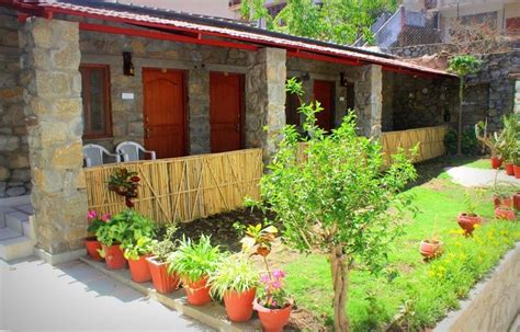 magnificent cottages at affordable price hotel gorbandh