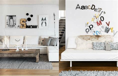 letras home decoracion ideas para decorar con letras deco pasillos pinterest