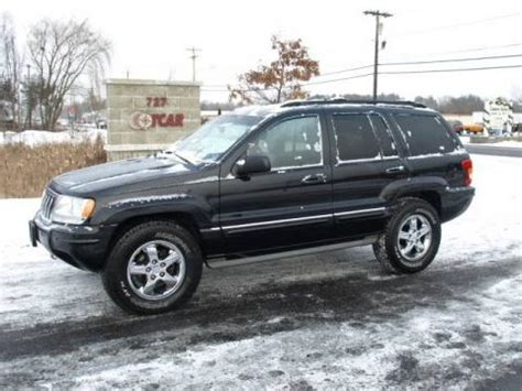 2004 Jeep Grand Overland For Sale Used 2004 Jeep Grand Overland 4x4 For Sale