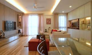 Dining Room Lights India Cozy Modern Home In Singapore Developed For An Indian