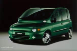 1998 Fiat Multipla Fiat Multipla 1998 1999 2000 2001 2002 2003 2004