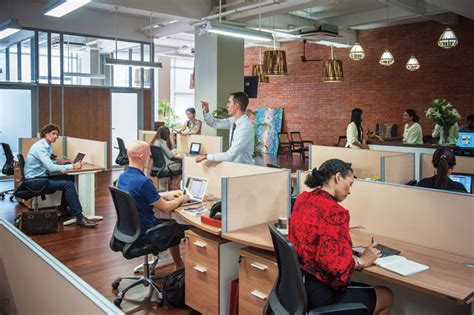 Office Space Company Name Myanmar S Shared Office Spaces