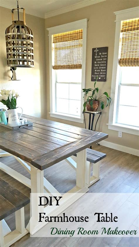 ana white dining room table ana white rekourt dining room table and benches diy