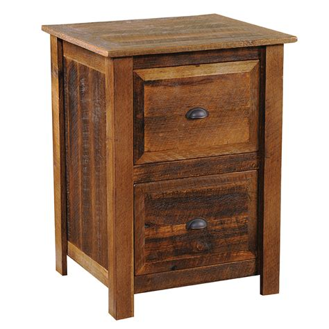 Barnwood Cabinets by Barnwood 2 Drawer File Cabinet