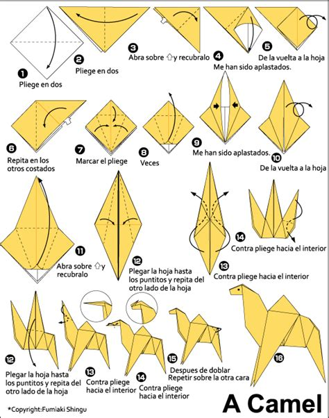 Camel Origami - camel origami 28 images the world s best photos of