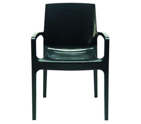 Italian Dining Chair Dreamfurniture Modern Glossy Anthracite Italian Dining Chair