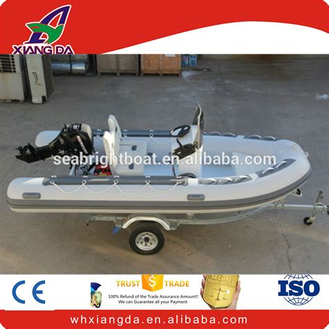 inflatable boat with outboard for sale china rib boats inflatable boat with outboard motor sale