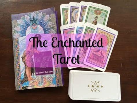 libro the enchanted tarot 25th the enchanted tarot youtube