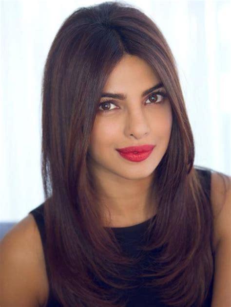 priyanka chopra hair color 115 best images about hair on lob haircut