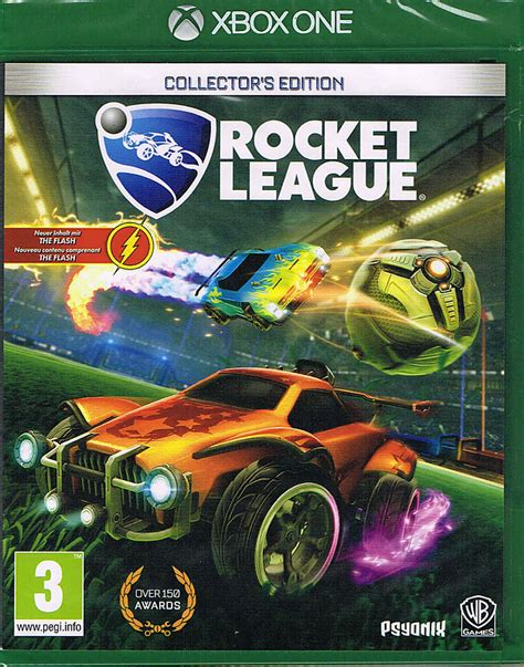 Schnellstes Auto Rocket League by Rocket League Collectors Edition Gameware At
