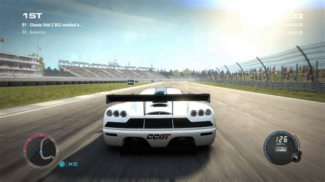 koenigsegg ccgt grid 2 pc tier 4 koenigsegg ccgt gameplay classic grid