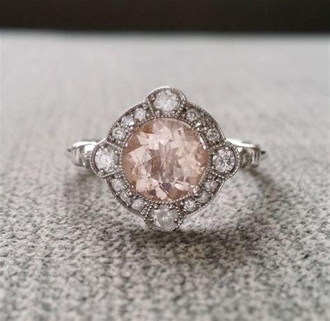 deco antique wedding rings vintage engagement rings deco wedding promise
