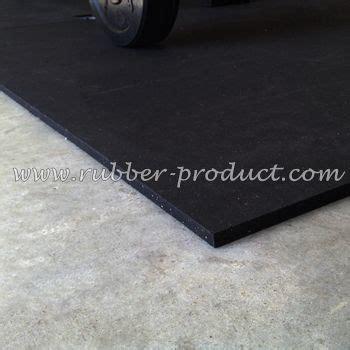 Karpet Lantai Karet karpet karet lembaran sebagai karet bumper
