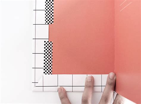 How To Fold Notebook Paper - diy grid notebook covers free printable homey oh my