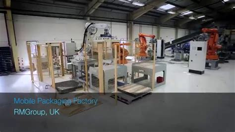 mobil line mobile packaging line day aggregates success with their