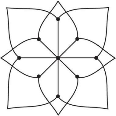 draw pattern in c tangle this simple kolam a kolam is a geometrical
