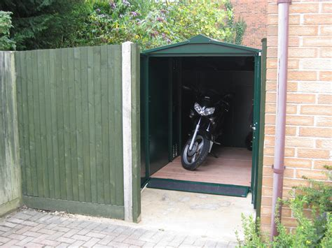 Motorcycle Shed Hollans Models Motorcycle Storage Shed