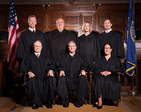 supreme court justices supreme court justices nebraska judicial branch