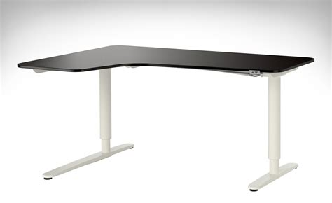 l shaped stand up desk adjustable desk ikea large size of desksworkez standing