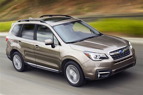 subaru forester 2017 preview 2017 subaru forester look more traction