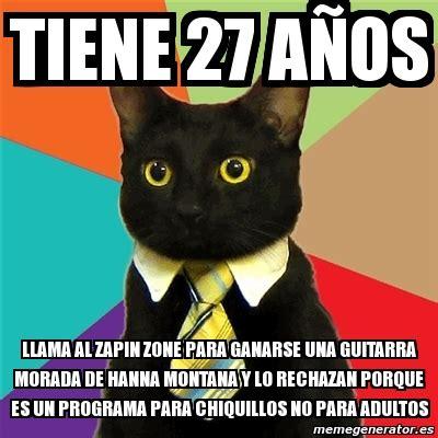 imagenes memes para adultos meme business cat tiene 27 a 241 os llama al zapin zone para
