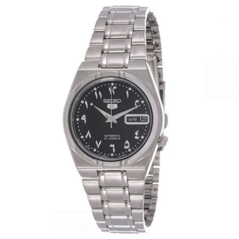 buy seiko for unisex analog stainless steel band