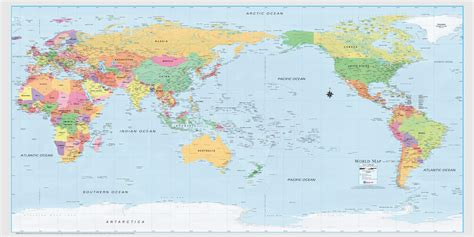 world political map image customized tourism vicinity maps accu map inc maps