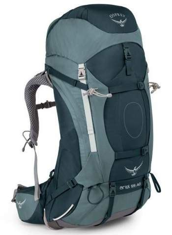 Osprey Ariel 55 With Rc osprey ariel ag 55 review 2017 redesigned pack mountains for everybody