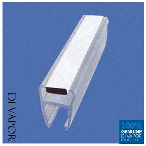 Shower Door Seals Vertical Magnetic Shower Screen Door Seal Vertical 6mm 8mm Glass
