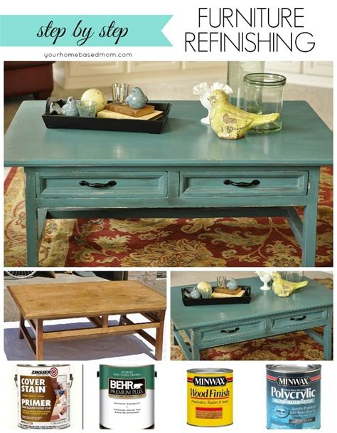 refinish furniture ideas furniture refinishing project
