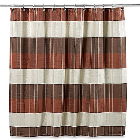 bed bath and beyond fairfax buy croscill 174 fairfax shower curtain in spice from bed