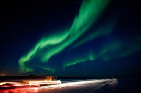 Northern Lights Tonight by Canadians In The South Could See Northern Lights Tonight