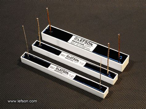 gold silver resistor mono and stereo high end audio magazine lefson graphite silver resistors