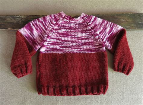 Handmade Clothes Australia - knitted baby jumper toddler sweater handmade baby