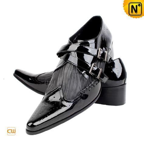 designer black leather dress shoes for cw760001 cwmalls