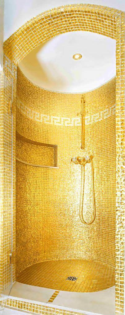 gold bathroom tile 25 luxury gold master bathroom ideas pictures decorextra