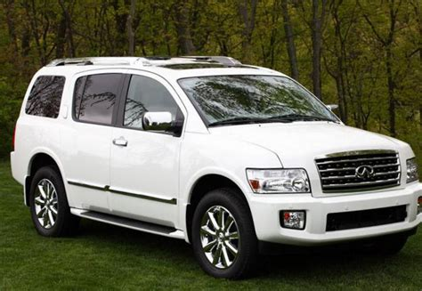 who makes infiniti qx56 infiniti qx56 photos informations articles bestcarmag