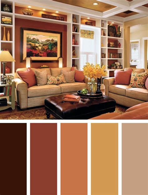 color ideas for small living room harvest spice and everything colors in 2019