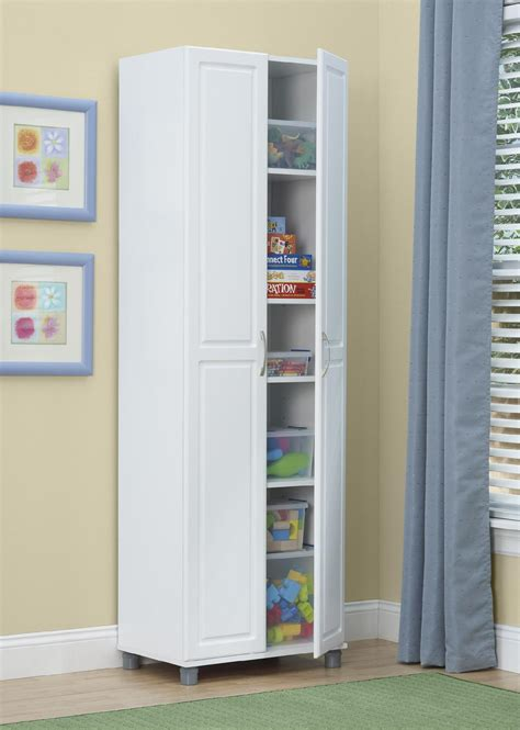 Dorel Pantry by Dorel Kendall 24 Quot White Utility Storage Cabinet