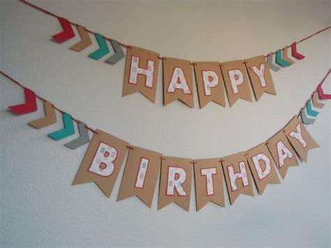 Happy Birthday Wishes Banners 25 Best Ideas About Happy 1st Birthdays On Pinterest My