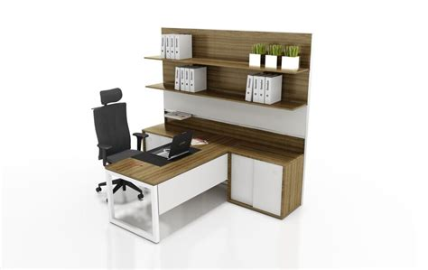 Desk Design by Leading Independent Local Office Furniture Company