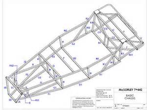 Lotus 7 Frame Plans Locost And Haynes Roadster Chassis Plans 7th Heaven