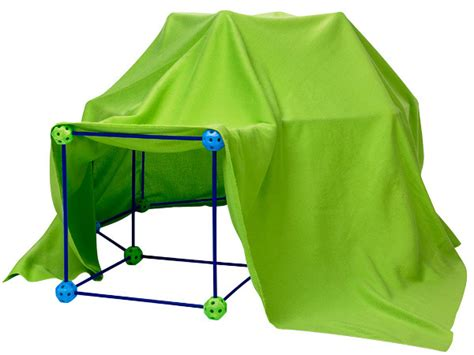 Set Shown Kid as seen on tv discovery adventure 2 play tent