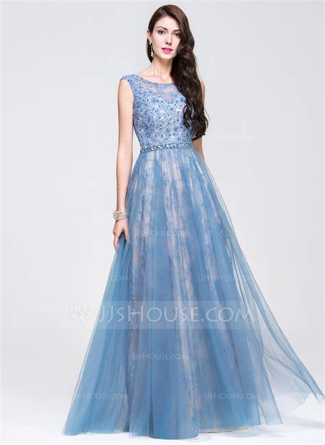 a line princess prom dresses a line princess scoop neck floor length tulle lace prom