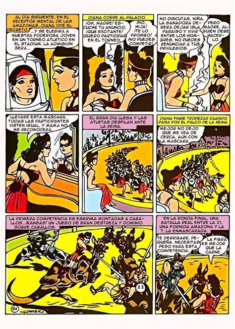 imágenes de wonder woman comics leer online el origen de wonder woman 1942 comiczine