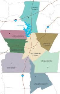 Counties Around Surrounding Counties Charlottechamber