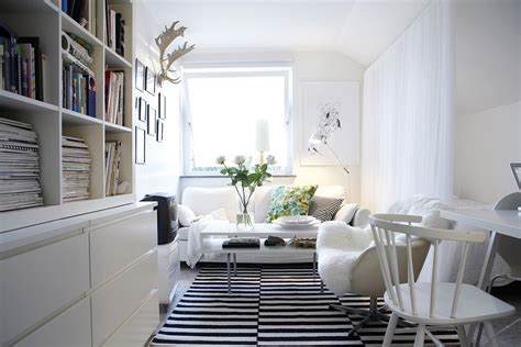 Scandinavian Style Home | beautiful scandinavian style interiors